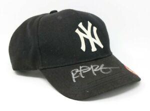 Robert Refsnyder Signed Hat Autograph New York Yankees HAT NO RESERVE JSA COA