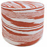 MISSONIHOME  POUF ANEMONES DREAM COLLECTION SAFI 561 POUFFE OTTOMAN 40x30cm