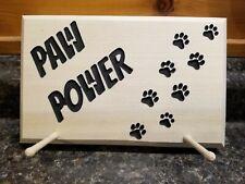 Wooden Dog Leash Holder