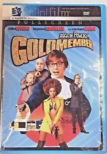 AUSTIN POWERS-GOLDMEMBER DVD-Full Screen Edition-MIKE MEYERS, BEYONCE, LIKE NEW!