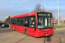 London United DLE20 SN60ECD 6x4 Quality London Bus Photo