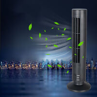 2017 Mini Portable USB Cooling Air Conditioner Purifier Tower Bladeless Desk Fan