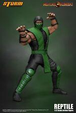 Storm Collectibles Mortal Kombat Reptile 1:12 Scale Action Figure (PRE-ORDER)