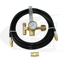 Low-Cost CO2 Flow Meter/Regulator with Gas Hose (kit)