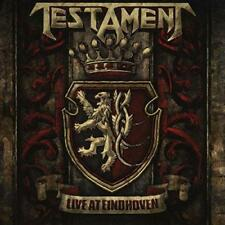 Testament - Live At Eindhoven (2018) (NEW CD)