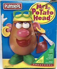 Vintage 1996 Playskool Mrs. Potato Head - Complete W/ Box Preschool Classic Toy