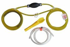 Gas Fuel Siphon Transfer Pump - Use on Most Cars - Gasoline, Boat, UTV, Plane