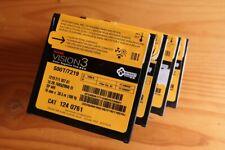Kodak Vision 3 500T colour 16mm movie film 2R double perf - 4x 100ft rolls