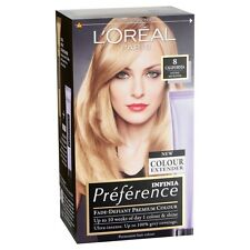 L'Oreal Paris Preference Infinia 8 California Natural Mid Blonde