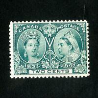 Canada Stamps # 52 VF OG NH Scott Value $92.50
