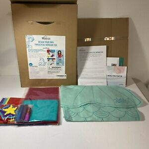 Disneys The Little Mermaid Design Your Own Mermaid Tail Craft Kit