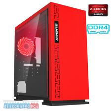 Fast AMD QUAD CORE A8 9600 3.4ghz 16gb 1tb PC De Escritorio Para Juegos WIN 10