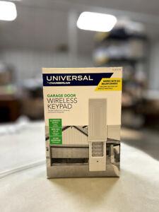 Universal by Chamberlain Garage Door Wireless Keypad