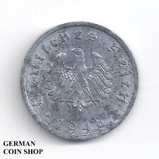 10 Reichspfennig 1948 F Zink - Deutschland unter alliierter Besatzung