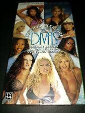 WWF Divas Tropical Pleasure NEW SEALED VHS Trish Stratus Stacy Keibler WWE TNA