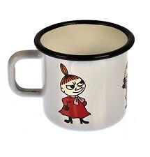 Little My (3 poses) - Moomin Muurla Enamel Mug - 3.7 cl