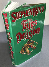 The Eyes of the Dragon -Stephen King 1987 1st Ed. (Good HC)