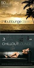 CD Chillout Lounge Classics und World Of Chillout Lounge  5CDs