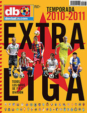 2010 2011 Spain Don Balon Extra Liga Spanish Football Season Preview Magazine