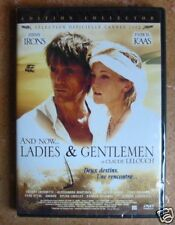 2DVD AND NOW LADIES AND GENTLEMEN - Jeremy IRONS / Patricia KAAS - NEUF