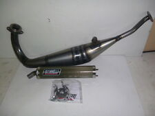 LINE MUFFLER RELAXATION NEW EXHAUST GIANNELLI HONDA 125 NSR 1992 A 2001