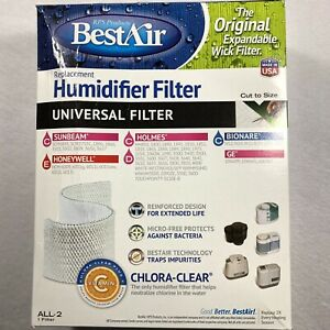 Best Air Universal Humidifier Filter ALL-2 Cut to Size