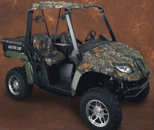 Moose Roof Cap Mossy Oak Arctic Cat Prowler 650 2004-2010 Nylon PRORC-155
