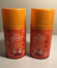 2 Glade Automatic Spray Refills Cozy Autumn Cuddle Limited Edition SC Johnson