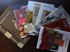 Lot 7 Catalogues de vente de Livres anciens & manuscrits
