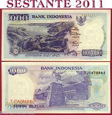 INDONESIA - 1000 1.000 RUPIAH 1992 / 1998 - P 129g  - FDS / UNC