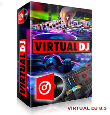 ✅ Virtual DJ Pro Infinity 8.3 for Windows🎵✅ Full Controllers ✅ Fast Delivery ✅