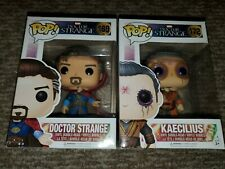 NEW FUNKO POP! Marvel Dr.Stange Kaecillius lot