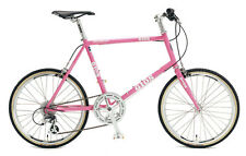 Pink mini velo Georgios mignon vélo vélo de course Road Bike Bicycle minivelo Steel 51