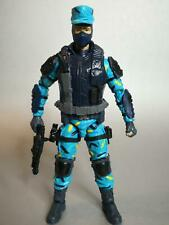 "GI Joe Classified Custom SHOCKWAVE - Retro Style 1988 ARAH 6"" Figure 25th 30th"
