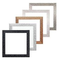 Flat Bright/Mirror effect/ Mosaic Picture/Photo/Poster frame Instagram Square