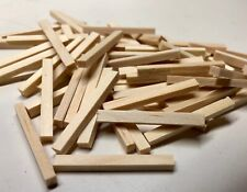 On3/ On30 cross ties - unstained White Pine - package of 875