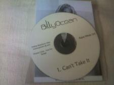 BILLY OCEAN - CAN'T TAKE IT - PROMO CD SINGLE