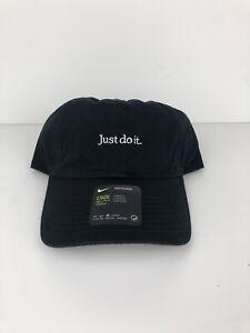 Nike Sportswear NSW Just Do It Heritage 86 H86 Strapback Cap Hat