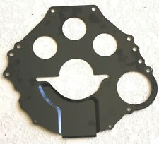 Ford Mustang 289 302 351W T5 Bell Housing Block Transmission Separator Plate
