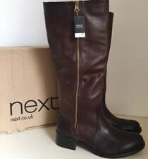 100% Leather NEXT Low Heel (0.5-1.5 in.) Boots for Women