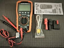 New listing Klein Tools Mm700 True Rms Auto-Ranging Digital Multimeter 1000 Vac/Vdc, Cat Iv