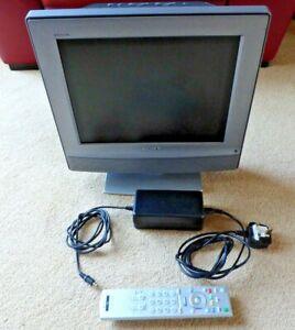 "Sony Bravia KDL-15G2000 15"" LCD Colour TV Freeview + Remote"