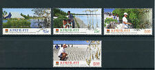 Kiribati 2014 MNH Mangroves 4v Set Nature Trees Stamps