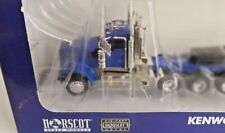 1/50 o Norscot Kenworth W900 with Trail King Lowboy truck Trailer