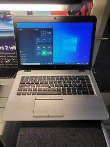 pc portatile hp elite book slim  ssd ram 8gb w10