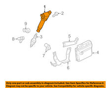 TOYOTA OEM-Ignition Coil 90919A2007