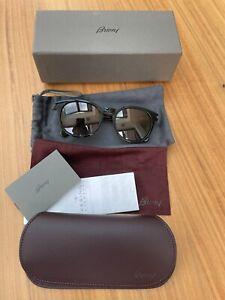Brioni Bio Acetate BR0004S Polarized Sunglasses New - RRP £375