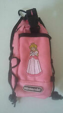 ETUI HOUSSE POCHETTE SACOCHE - PRINCESS PEACH - NINTENDO DS LITE GAME BOY COLOR