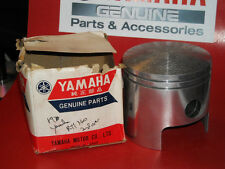 NEW old stock GENUINE 1970-71 YAMAHA RT1 360 2ND OS PISTON P/N 284-11636-00