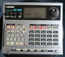 Roland Boss DR-880 - Dr. Rhythm Drumcomputer - Amp Modeling